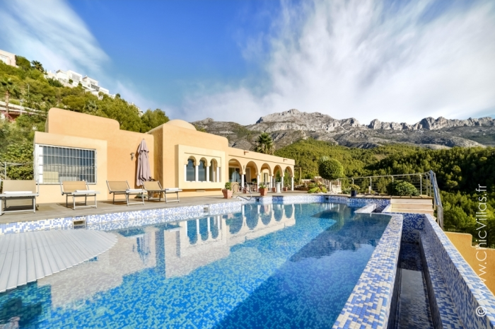 Villa Costa Blanca - Location villa de luxe - Costa Blanca (Esp.) - ChicVillas - 2