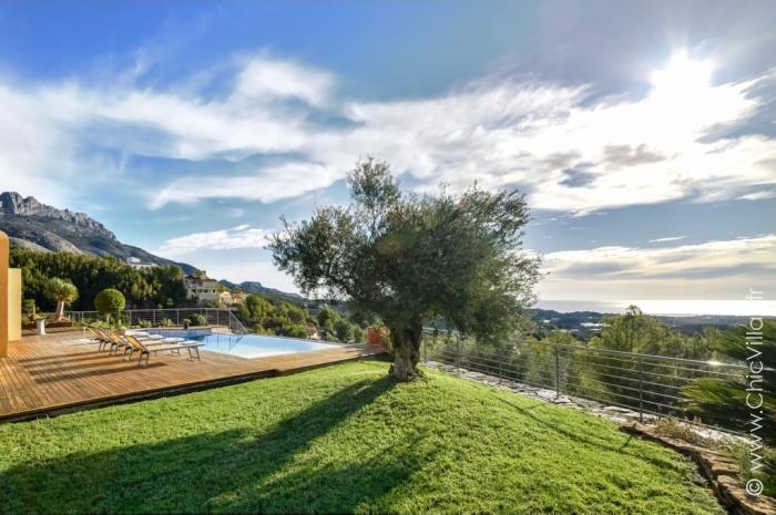 Villa Costa Blanca - Location villa de luxe - Costa Blanca (Esp.) - ChicVillas - 26