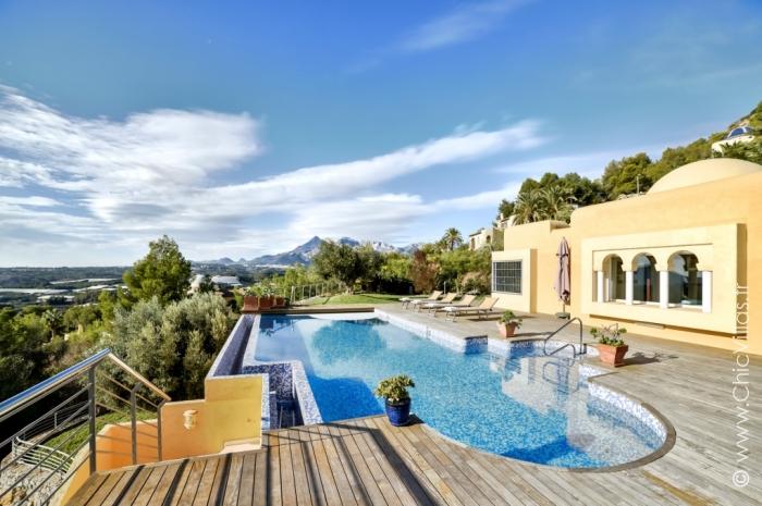Villa Costa Blanca - Location villa de luxe - Costa Blanca (Esp.) - ChicVillas - 8