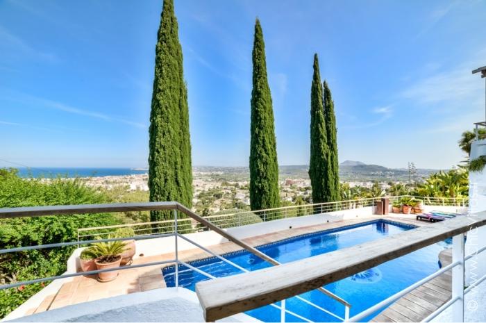 Villa Couleurs de Javea - Luxury villa rental - Costa Blanca (Sp.) - ChicVillas - 1