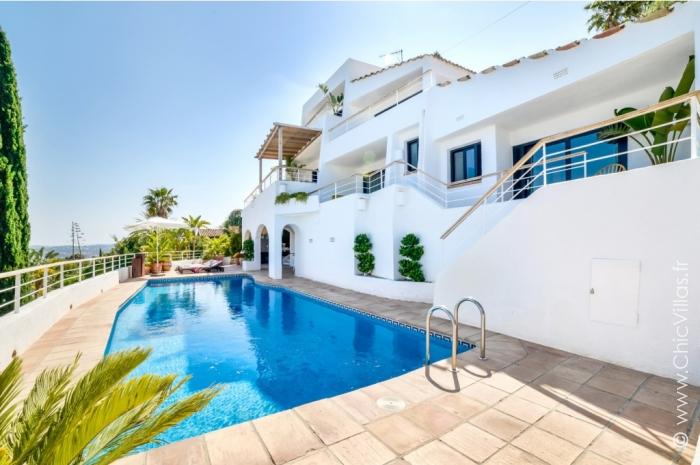Villa Couleurs de Javea - Luxury villa rental - Costa Blanca (Sp.) - ChicVillas - 11