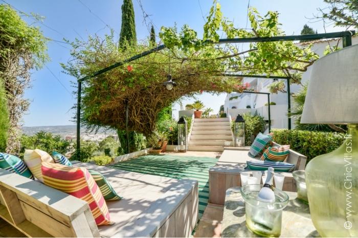 Villa Couleurs de Javea - Luxury villa rental - Costa Blanca (Sp.) - ChicVillas - 3