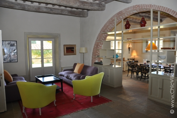 Villa Dolce Toscana - Location villa de luxe - Toscane (Ita.) - ChicVillas - 10