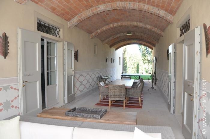 Villa Dolce Toscana - Location villa de luxe - Toscane (Ita.) - ChicVillas - 14