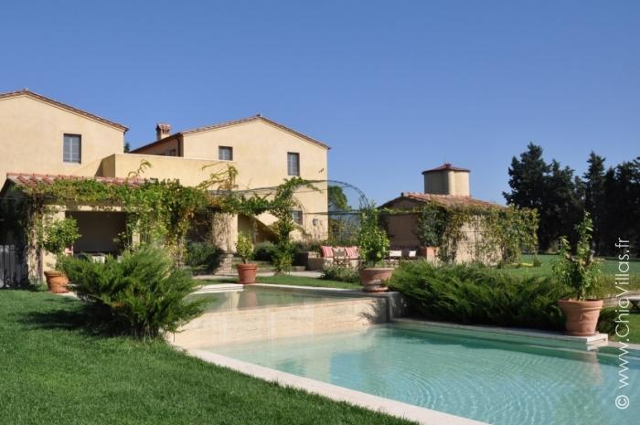 Villa Dolce Toscana - Location villa de luxe - Toscane (Ita.) - ChicVillas - 15