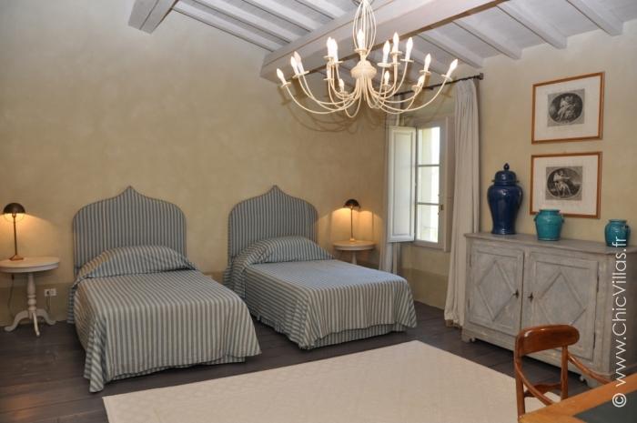 Villa Dolce Toscana - Location villa de luxe - Toscane (Ita.) - ChicVillas - 21