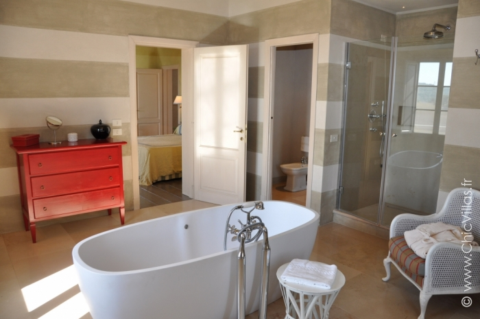 Villa Dolce Toscana - Location villa de luxe - Toscane (Ita.) - ChicVillas - 24