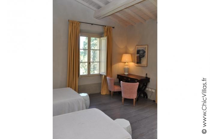 Villa Dolce Toscana - Location villa de luxe - Toscane (Ita.) - ChicVillas - 27