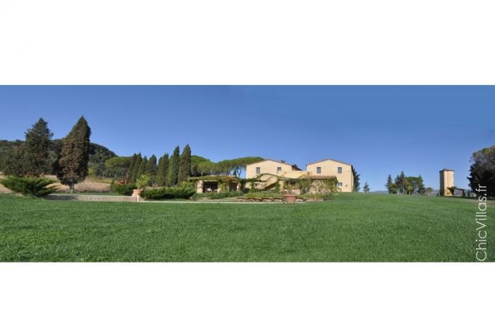 Villa Dolce Toscana - Location villa de luxe - Toscane (Ita.) - ChicVillas - 29