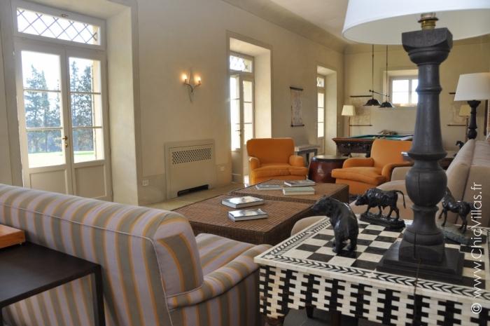 Villa Dolce Toscana - Location villa de luxe - Toscane (Ita.) - ChicVillas - 4
