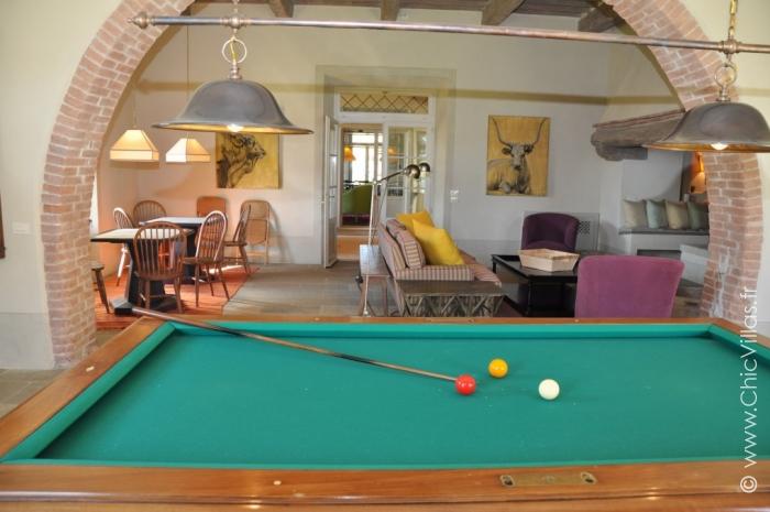 Villa Dolce Toscana - Location villa de luxe - Toscane (Ita.) - ChicVillas - 5