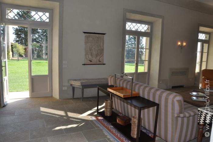 Villa Dolce Toscana - Location villa de luxe - Toscane (Ita.) - ChicVillas - 7