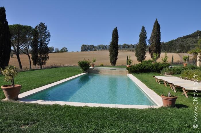 Villa Dolce Toscana - Location villa de luxe - Toscane (Ita.) - ChicVillas - 8