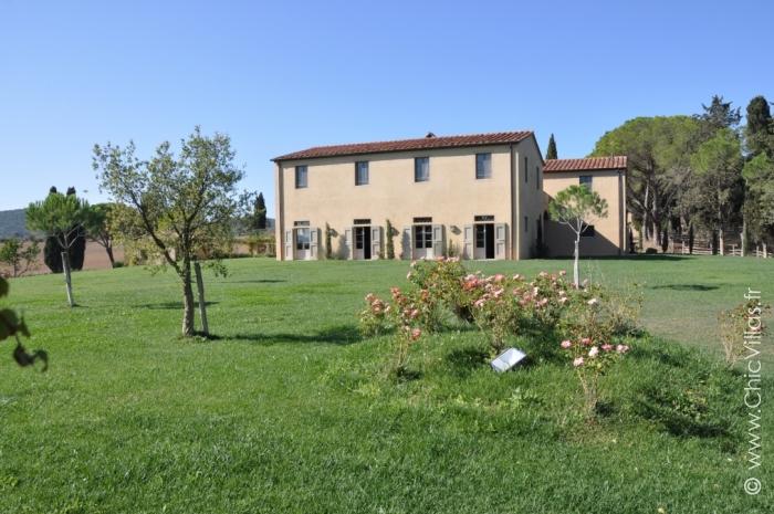 Villa Dolce Toscana - Location villa de luxe - Toscane (Ita.) - ChicVillas - 9