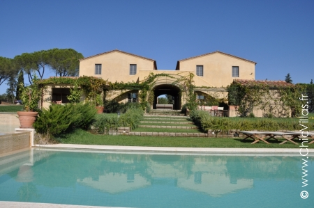 Villa Dolce Toscana - Location de Villas de Luxe d'Exception en Toscane (Ita.) | ChicVillas