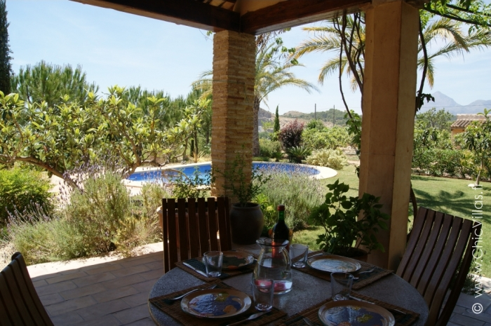 Villa La Huerta - Luxury villa rental - Costa Blanca (Sp.) - ChicVillas - 11