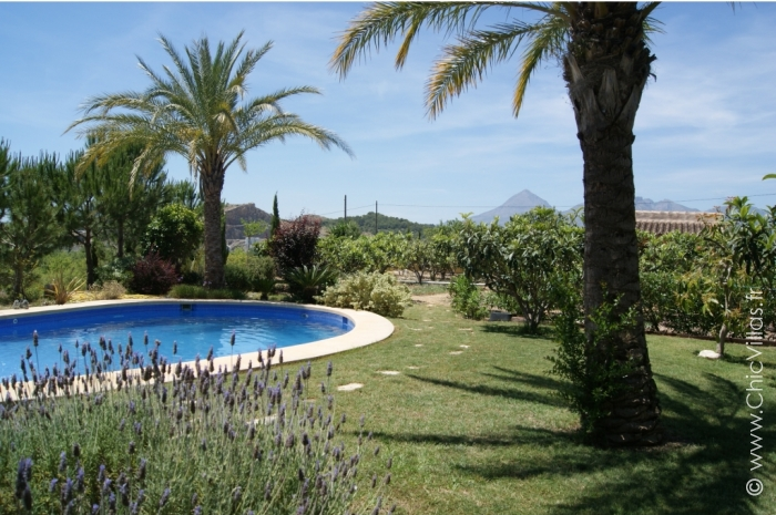 Villa La Huerta - Luxury villa rental - Costa Blanca (Sp.) - ChicVillas - 12