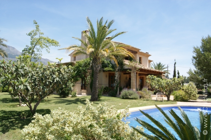 Villa La Huerta - Luxury villa rental - Costa Blanca (Sp.) - ChicVillas - 23