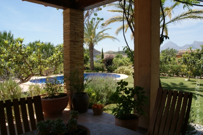 Villa La Huerta - Luxury villa rental - Costa Blanca (Sp.) - ChicVillas - 3