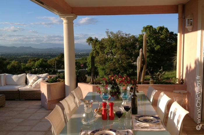Villa Les Hauts de Frejus - Luxury villa rental - Provence and the Cote d Azur - ChicVillas - 18
