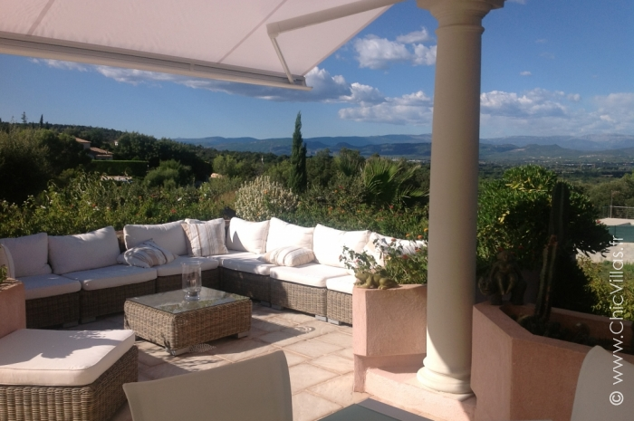 Villa Les Hauts de Frejus - Luxury villa rental - Provence and the Cote d Azur - ChicVillas - 20