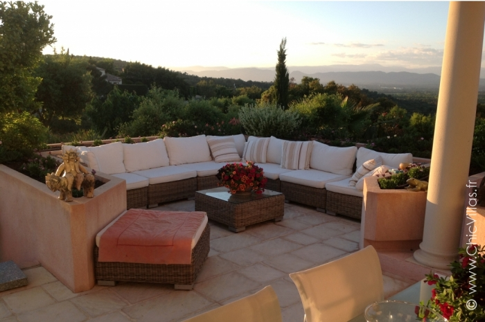 Villa Les Hauts de Frejus - Luxury villa rental - Provence and the Cote d Azur - ChicVillas - 26