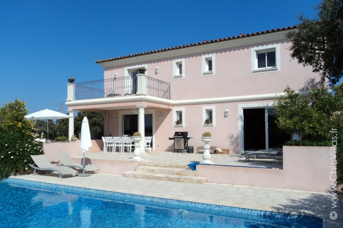 Villa Les Hauts de Frejus - Luxury villa rental - Provence and the Cote d Azur - ChicVillas - 28