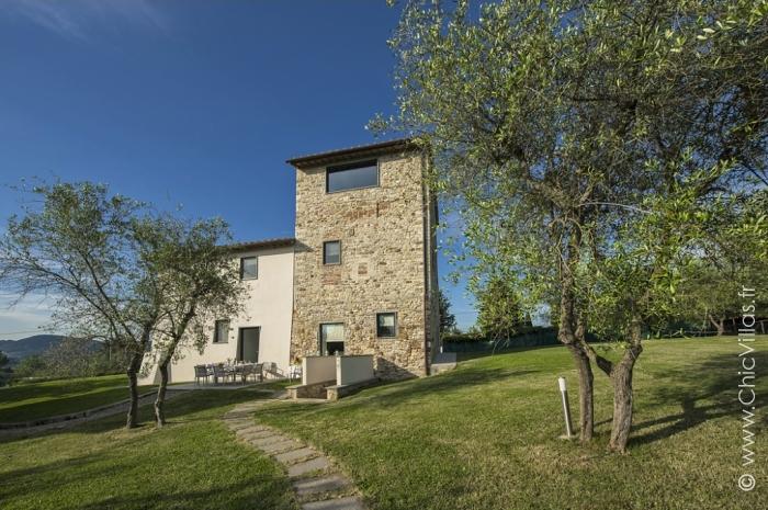 Location villa de charme en Toscane avec vue sur Florence