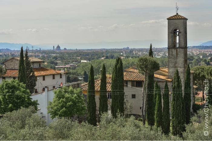 Les Toits de Florence - Location villa de luxe - Toscane (Ita.) - ChicVillas - 11