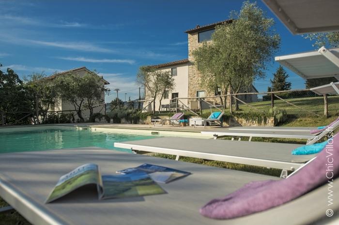 Les Toits de Florence - Location villa de luxe - Toscane (Ita.) - ChicVillas - 14