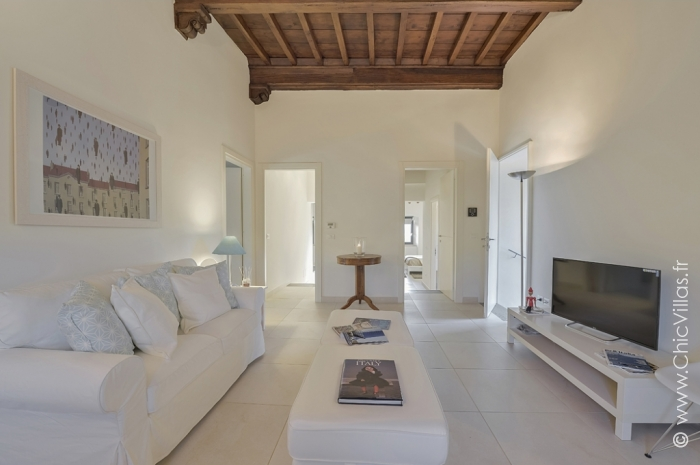 Les Toits de Florence - Location villa de luxe - Toscane (Ita.) - ChicVillas - 16