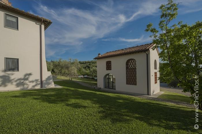 Les Toits de Florence - Location villa de luxe - Toscane (Ita.) - ChicVillas - 17