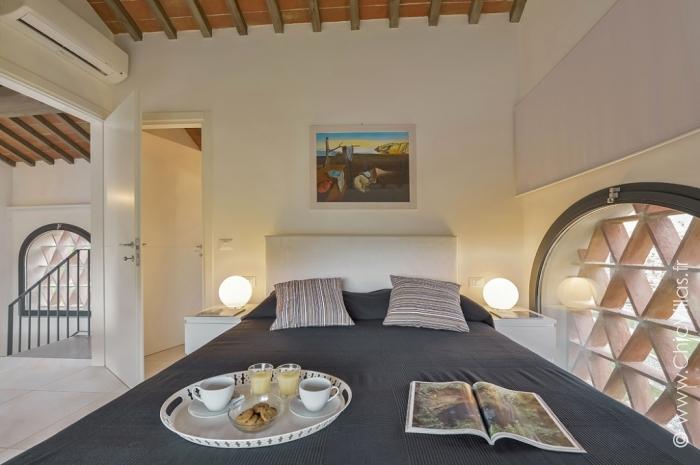 Les Toits de Florence - Location villa de luxe - Toscane (Ita.) - ChicVillas - 21