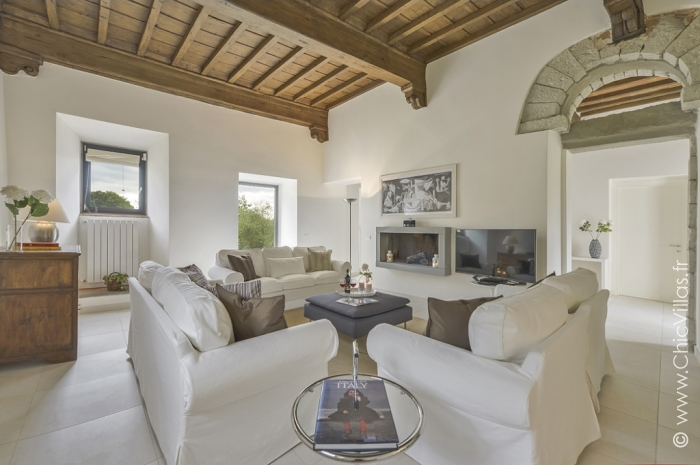 Les Toits de Florence - Location villa de luxe - Toscane (Ita.) - ChicVillas - 3