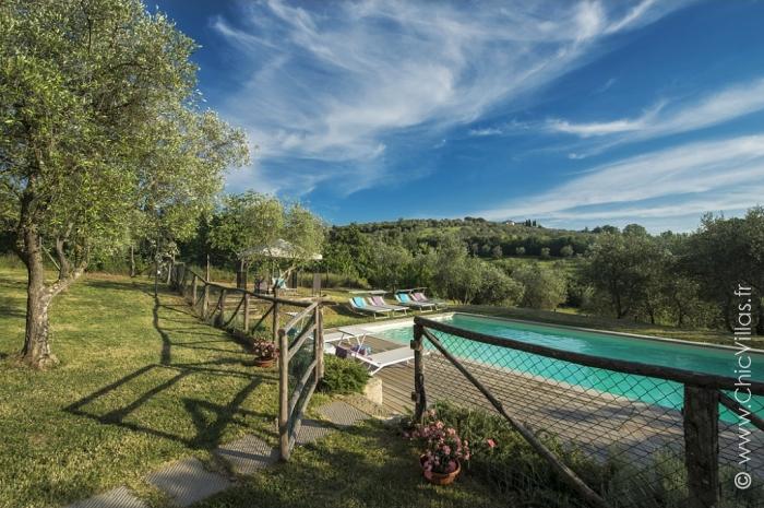 Les Toits de Florence - Location villa de luxe - Toscane (Ita.) - ChicVillas - 4