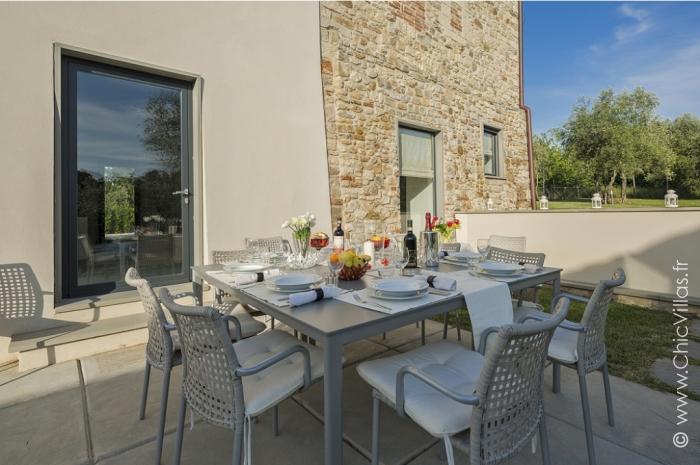 Les Toits de Florence - Luxury villa rental - Tuscany (Ita.) - ChicVillas - 7
