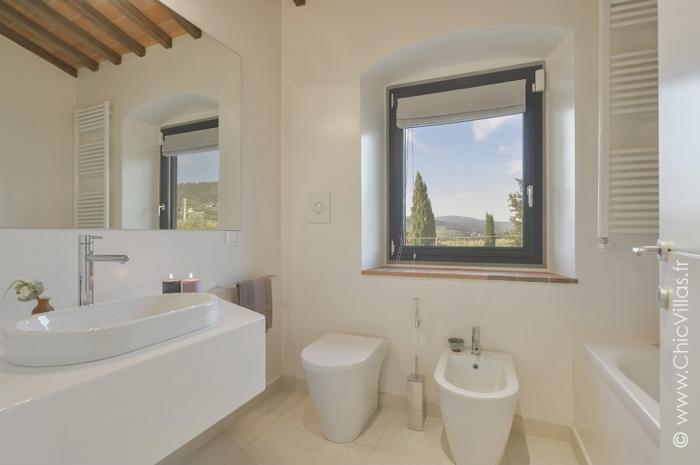 Les Toits de Florence - Location villa de luxe - Toscane (Ita.) - ChicVillas - 9