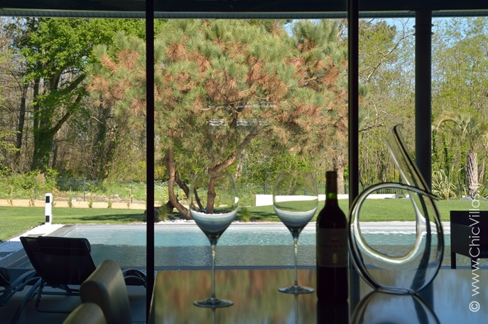 Luxe et Vins Fins - Luxury villa rental - Aquitaine and Basque Country - ChicVillas - 4