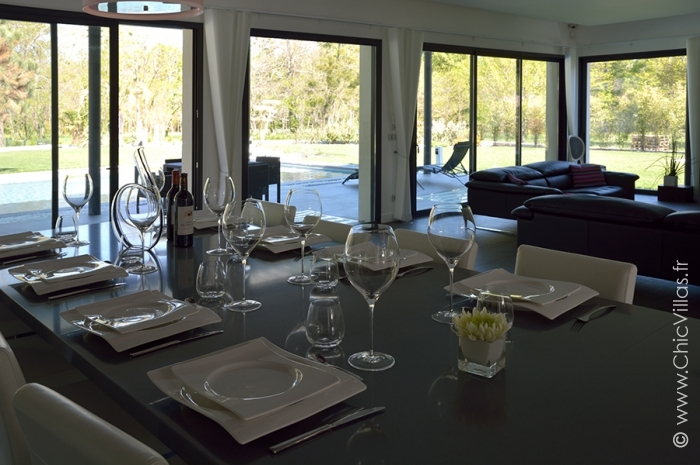 Luxe et Vins Fins - Luxury villa rental - Aquitaine and Basque Country - ChicVillas - 5