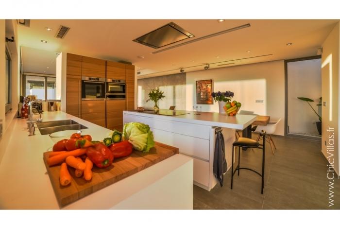 Villa Moreira - Luxury villa rental - Costa Blanca (Sp.) - ChicVillas - 7