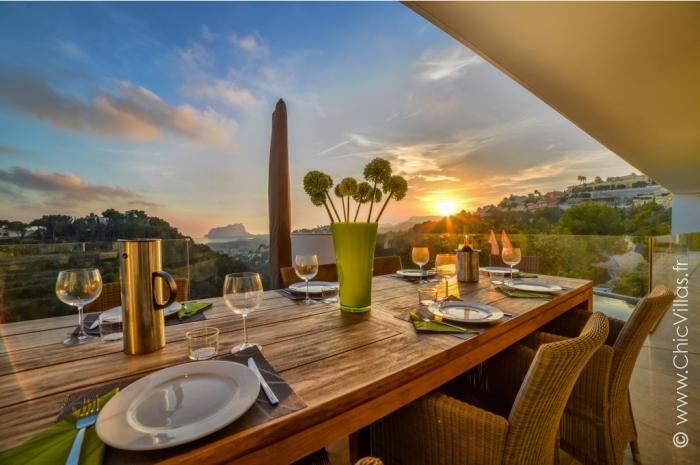 Villa Moreira - Location villa de luxe - Costa Blanca (Esp.) - ChicVillas - 9