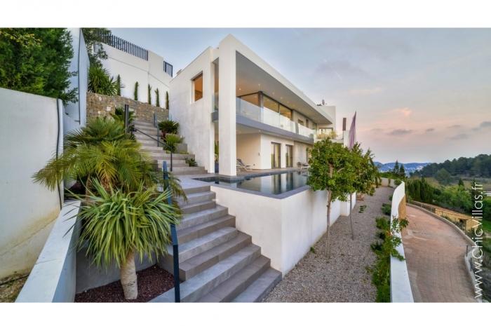 Villa Moreira - Location villa de luxe - Costa Blanca (Esp.) - ChicVillas - 2