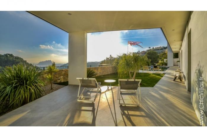 Villa Moreira - Location villa de luxe - Costa Blanca (Esp.) - ChicVillas - 12