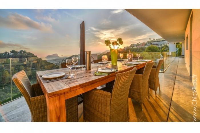 Villa Moreira - Luxury villa rental - Costa Blanca (Sp.) - ChicVillas - 4