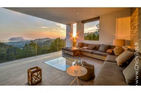 luxury home rentals Costa Blanca