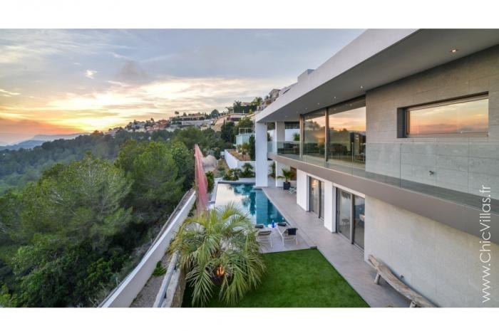 Villa Moreira - Location villa de luxe - Costa Blanca (Esp.) - ChicVillas - 25