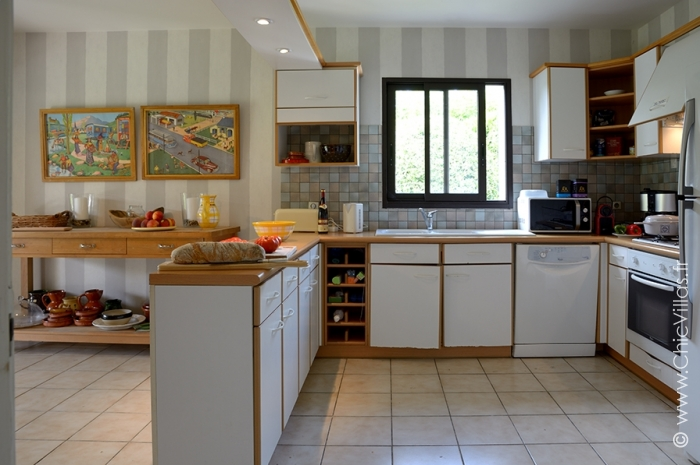 Villa Vert Basque - Luxury villa rental - Aquitaine and Basque Country - ChicVillas - 12