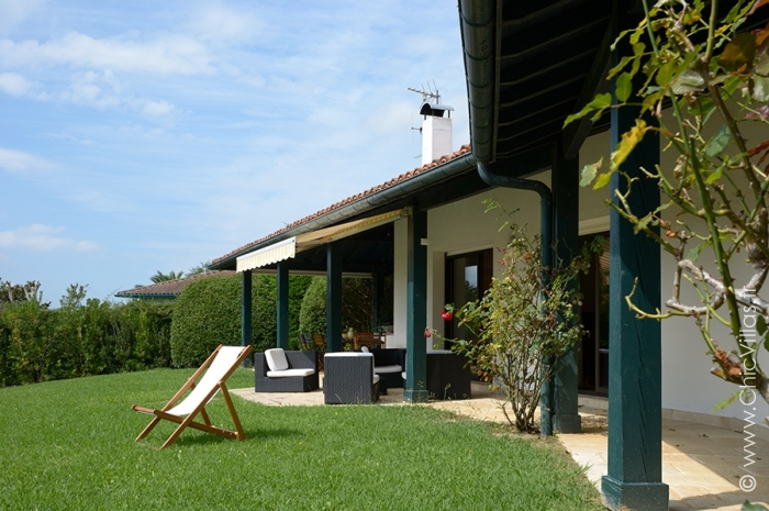 Villa Vert Basque - Location villa de luxe - Aquitaine / Pays Basque - ChicVillas - 21