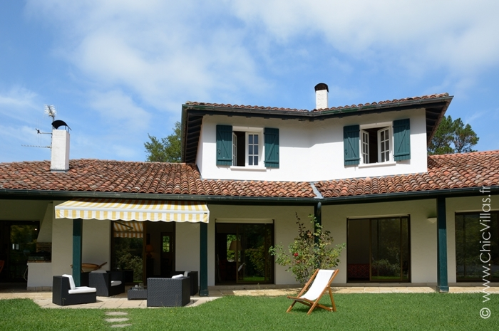 Villa Vert Basque - Location villa de luxe - Aquitaine / Pays Basque - ChicVillas - 22