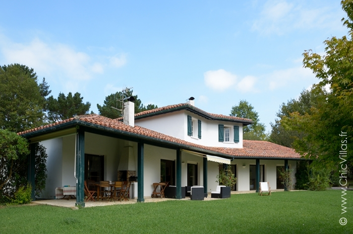 Villa Vert Basque - Location villa de luxe - Aquitaine / Pays Basque - ChicVillas - 23